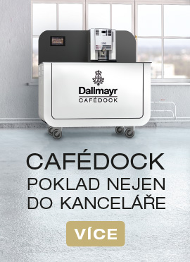 Banner cafedock